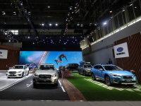 品牌形象全面升级 斯巴鲁亮相北京车展