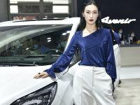 看到就是赚到 全场口罩的北京车展还能看到裸脸美女吗