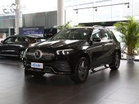 新款奔驰GLE 350正式上市 售71.48万起