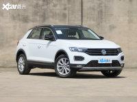 2020款T-ROC探歌增新车型 售15.78万元
