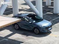 长安福特锐际新车型上市 售16.98万元起