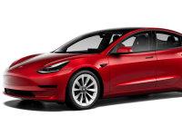 新款Model 3上线美国官网 续航里程升级