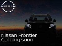 新款日产Frontier预告图发布 将于11月28日泰国首发