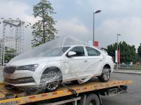 2020广州车展探馆:斯柯达全新速派实拍