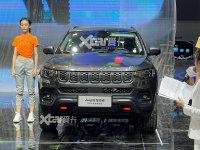 广州车展探馆:新款Jeep指南者抢先看
