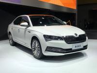 广州车展:斯柯达全新速派正式亮相预售