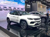 广州车展:新款Jeep指南者正式全球首发