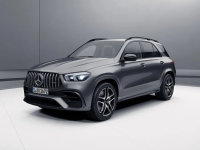 全新AMG GLE 63 4MATIC+上市 首次加入了48V轻混系统