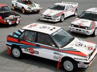 人靠衣装 车靠涂装 来看看那些赛车史上的经典涂装
