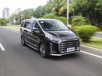 体验新款上汽大通MAXUS G20 细节有提升