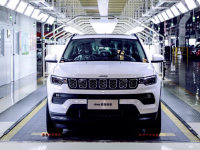 Jeep新指南者正式下线  2021年正式上市