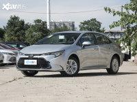 2021款广汽丰田雷凌家族上市 11.38万起