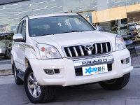 老杨二手车 10万元的普拉多4000值不值?