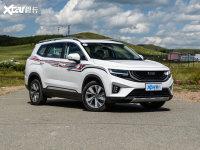 豪越/星途TXL领衔 2020中国品牌中型SUV