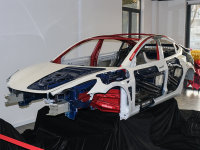 构筑五星安全 解读特斯拉Model 3白车身