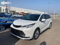 全新丰田Sienna正式到港 车商报价43-56万元左右