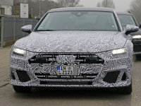 奥迪这款新车将要国产了 上汽奥迪A7L将年底量产明年上市