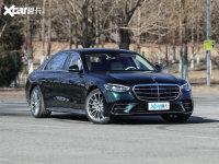 新一代奔驰S级正式上市 售89.98万元起
