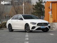 新款奔驰E级标准轴距版上市 44.28万起