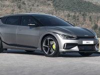 起亚EV6 GT官图发布 E-GMP纯电平台打造