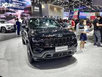 Jeep大切诺基80周年纪念版上市 58.49万