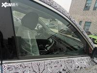 新款荣威RX5 PLUS内饰照 上海车展首发