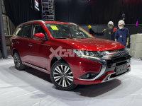 2021上海车展探馆:欧蓝德新车型抢先看