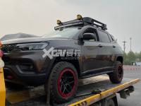 2021上海车展探馆:Jeep指南者特别版