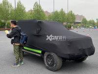 上海车展探馆:WEY坦克300游侠版抢先拍