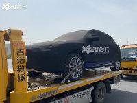 上海车展探馆:新款奥迪Q5L实车抢先看