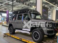 2021上海车展探馆:巴博斯特别版本G63
