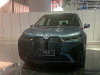 宝马iX/M4双门轿跑车等 上海车展宝马多款新车亮相