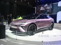 未来电动轿跑SUV新选择 实拍R汽车ES33