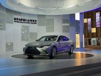 2021上海车展:雷克萨斯新ES首发亮相