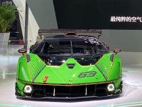 2021上海车展:兰博基尼Essenza SCV12