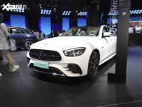 上海车展:新款国产奔驰E级插混版上市
