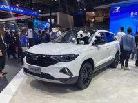 上海车展:捷达VS7熊猫限量版正式发布