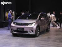 上海车展:比亚迪全新车型EA1正式发布