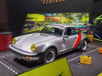 上海车展:《赛博朋克2077》911 Turbo