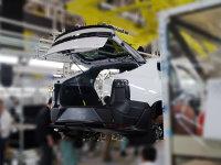 爱驰U6量产版5月中旬下线 将四季度上市