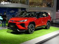 20万左右的丰田混动SUV 威兰达高性能版5月8日上市