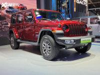 Jeep牧马人4xe正式上市 售52.49万元起