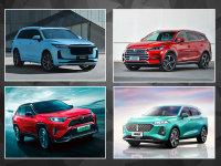 四款插电混动SUV推荐:谁是全能冠军?