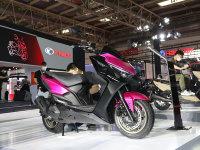 北京摩展 光阳发布水冷钢炮踏板KRV180