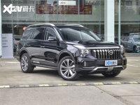 传祺GS8新增车型正式上市 售20.98万起