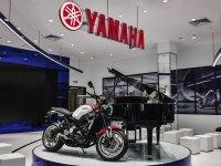 首批XS900R交付 坐标雅马哈北京旗舰店
