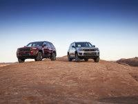 全新Jeep大切诺基5座版 外观内饰大变样