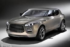 阿斯顿·马丁与奔驰合作开发全尺寸SUV