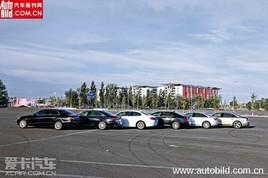 存在即合理 国内主流豪华车型空间测评