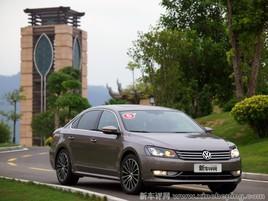 新车评网―试驾测评 上海大众新帕萨特
